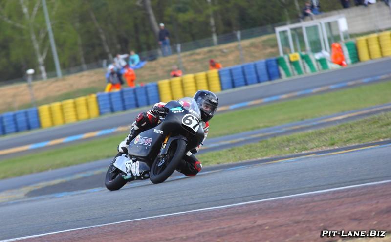 [Pit Laners en course] Julian Loison, Team JFC (Moto3 FSBK) Alerio13
