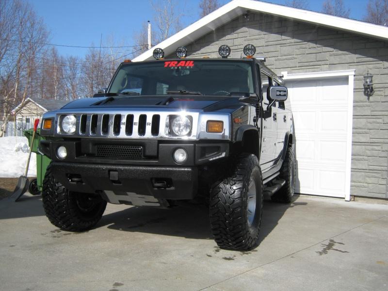 Enfin! Hourra! Présentation de mon Hummer H2 2004 Black Toyo_t12