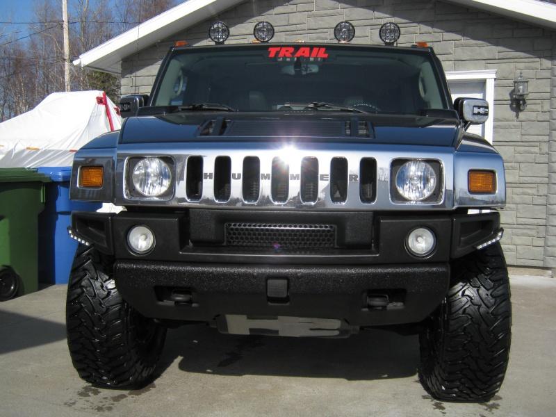 Enfin! Hourra! Présentation de mon Hummer H2 2004 Black Toyo_t13
