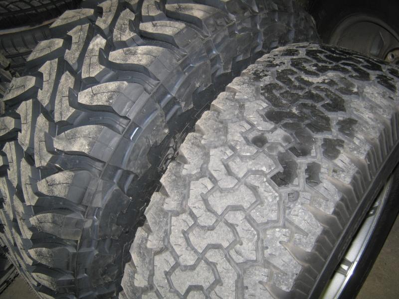 Photos de l'installation de mes nouveaux pneus Toyo M/T open country 37 X 13.50 R17 Toyo_t19