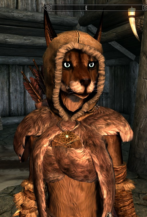 Skyrim Modded Vaalsark (wolf-like) Race (Warning Image Heavy!!!) Untitl19