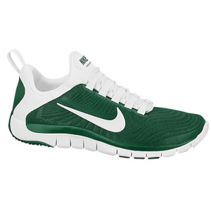 buy online 913f8 d79dd NIKE shoes Green White Free Trainer 5.0