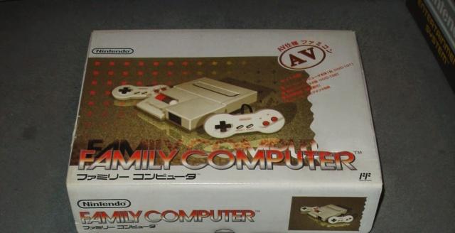 [ESTIMATION] Console Famicom AV Famico10