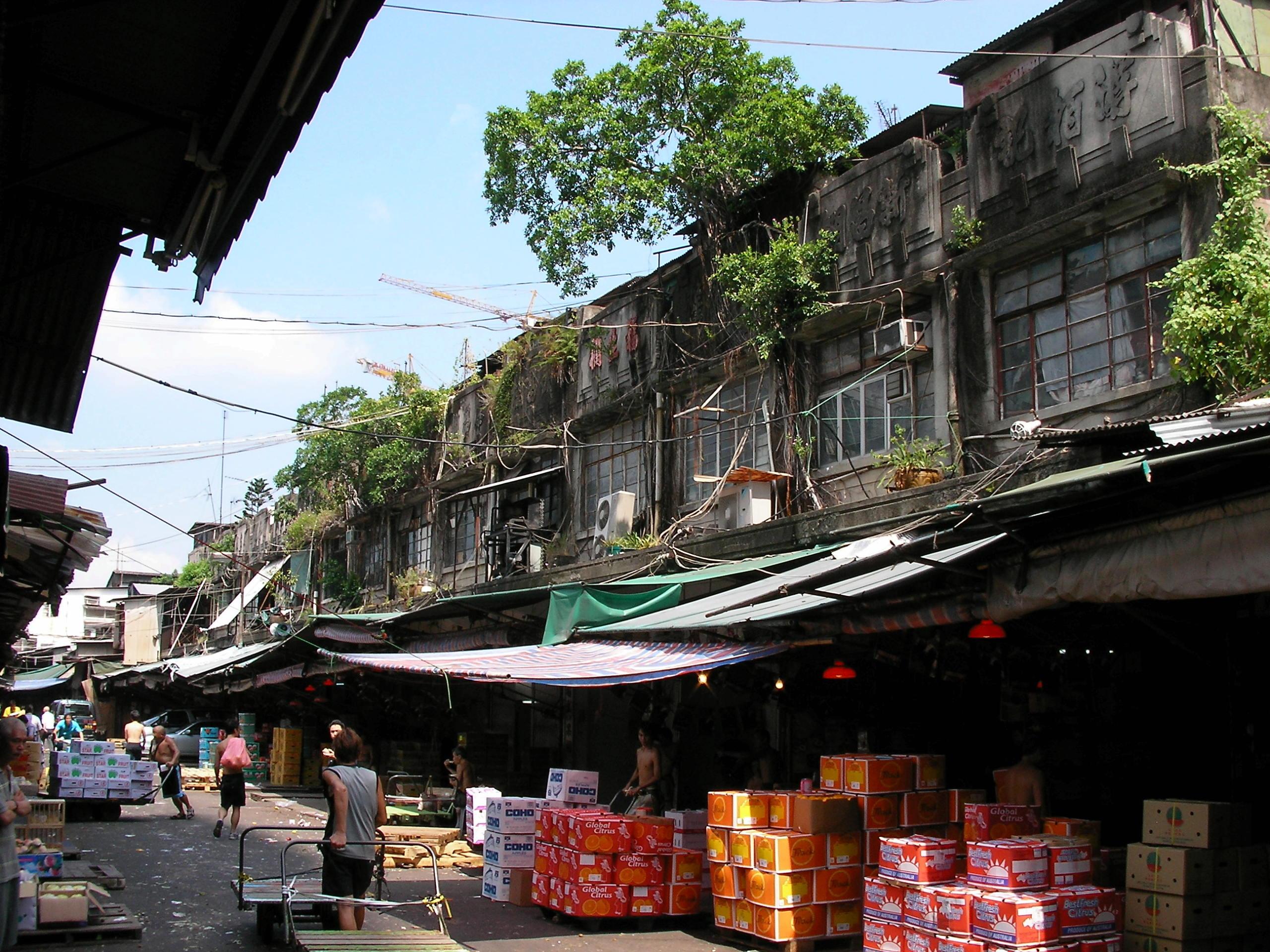 HONG KONG, le port aux parfums Sany0016