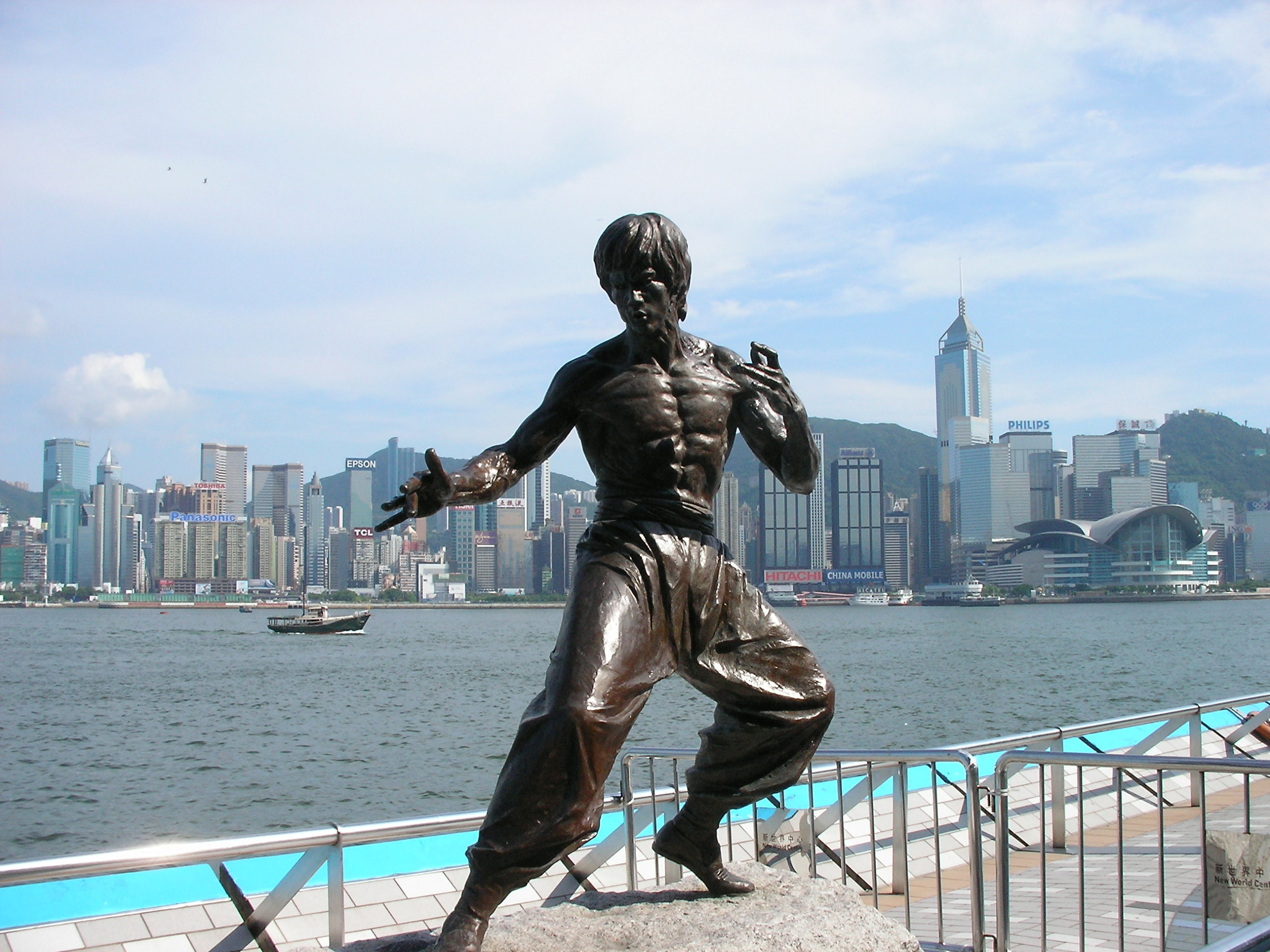 HONG KONG, le port aux parfums Sany0111
