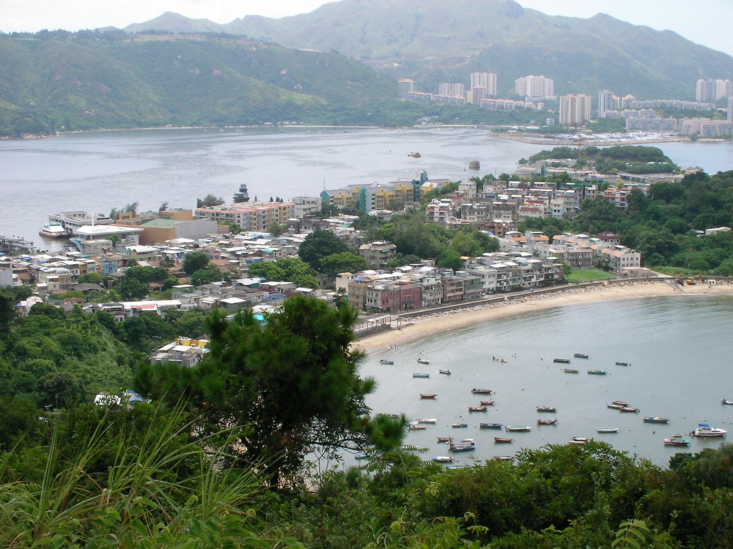 HONG KONG, le port aux parfums Sany0115