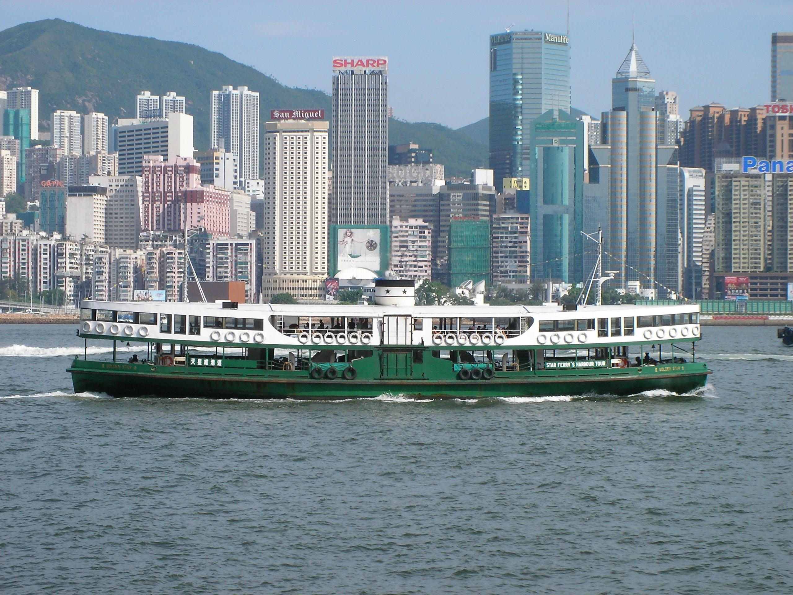HONG KONG, le port aux parfums Sany0210