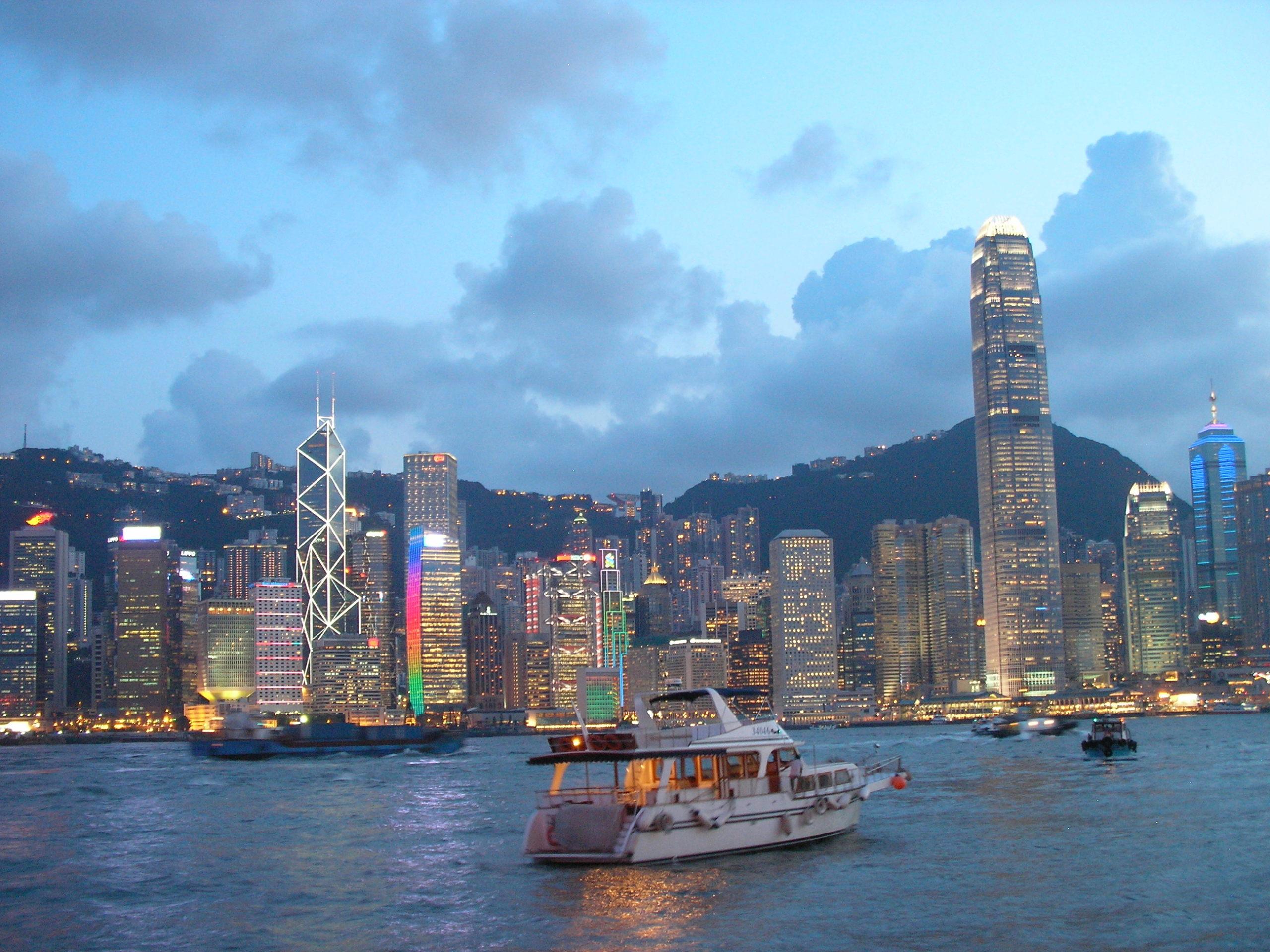 HONG KONG, le port aux parfums Sany0211