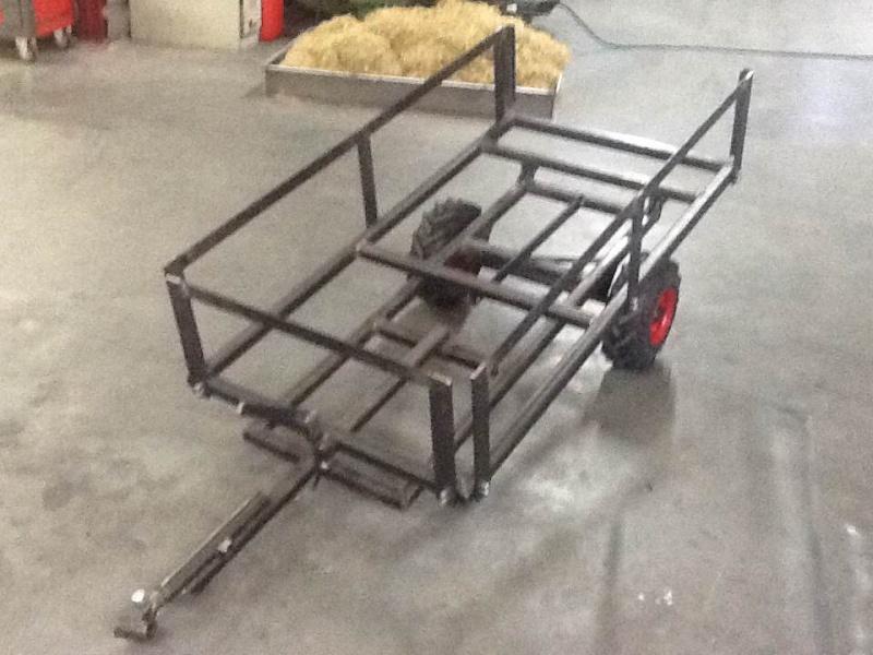All terrain lawn tractor trailer build - Page 2 Foto1510