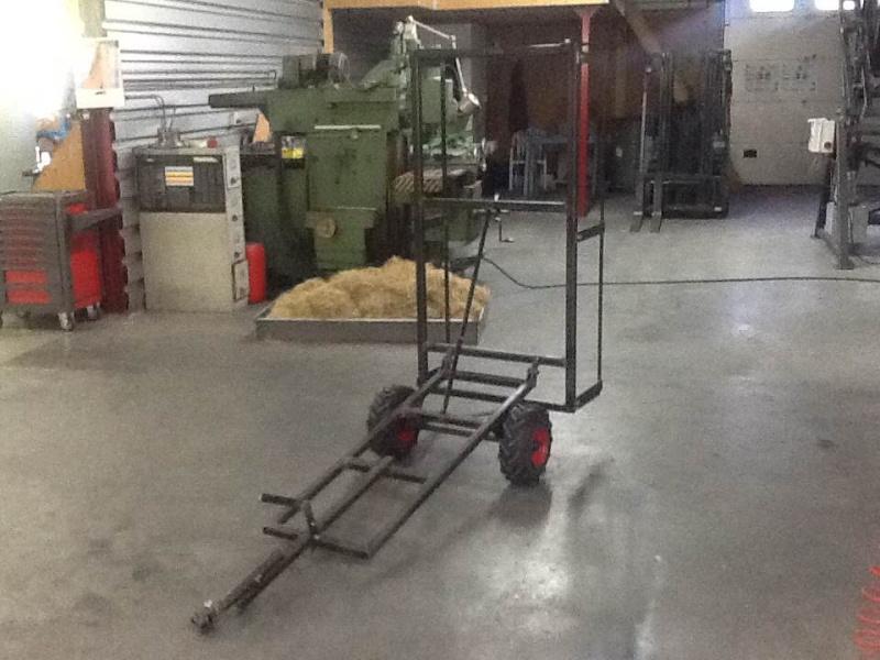 All terrain lawn tractor trailer build - Page 2 Foto1610
