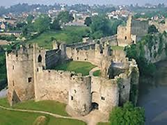 Normande en Angleterre Chepst11