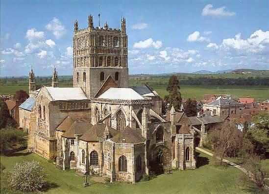 Normande en Angleterre Tewkes10