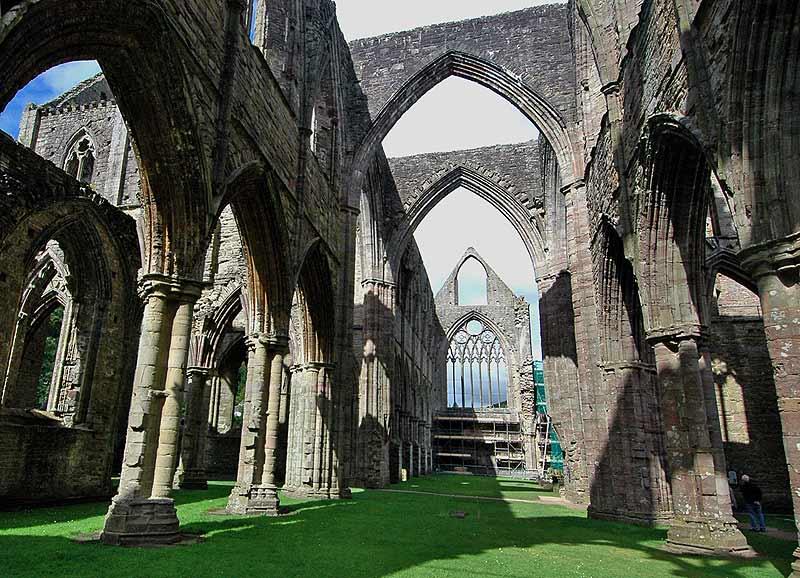 Normande en Angleterre Tinter10