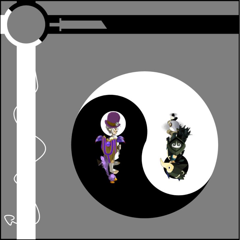 L'Univers se déchaine, place à Docteur Symbios et Mister Blanc Ying10