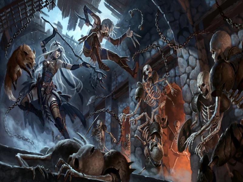 Proposition d' Images pour le Set 1          Dungeo11