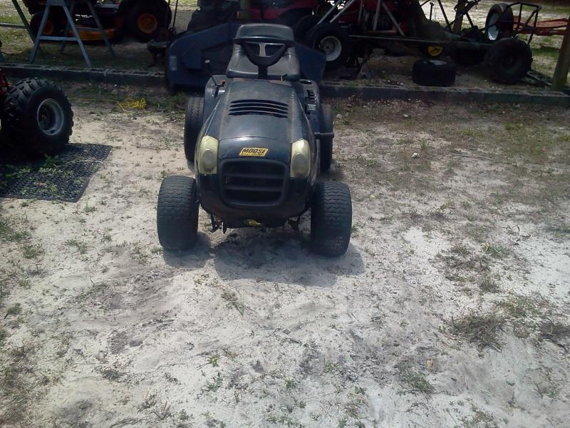 Murray Select Racing Mower Project 2014-016