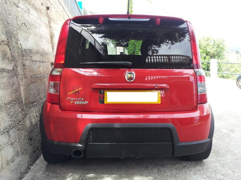 Logos Abarth sur une 100HP - Page 3 S10