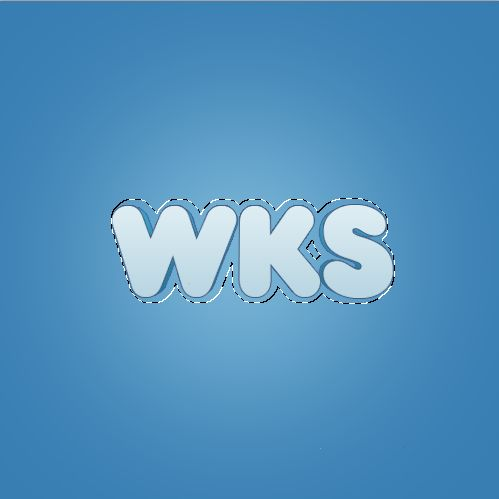 [Photoshop] [3D] Logo textuel Select10