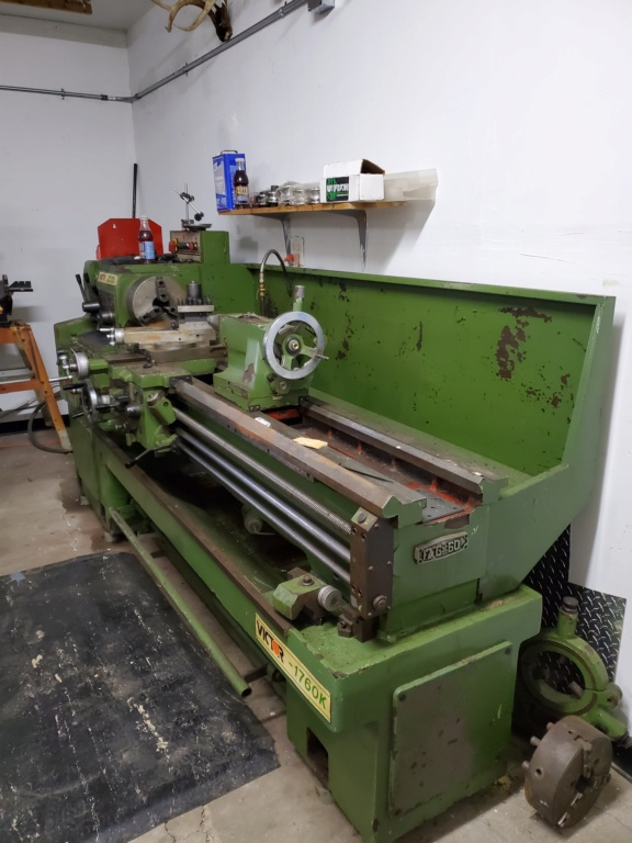 """Looking for a """"larger"""" thru Spindle Bore Lathe for barrel work 20201010"""