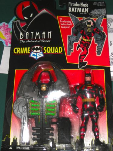 "(Cerco) Batman "" PIRANHA BLADE BATMAN "" _1210"