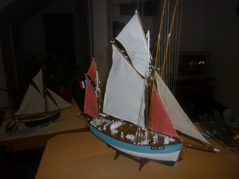 Marie-Jeanne  de billing boats au 1/50° P1010614