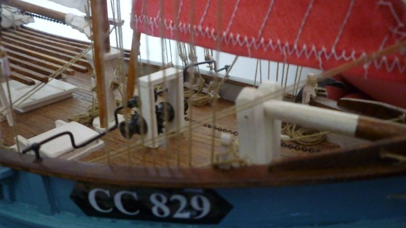 Marie-Jeanne  de billing boats au 1/50° P1020014