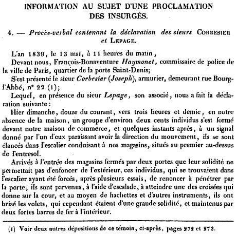 Monsieur PRADIER 1830, 22 rue Bourg l'Abbé Paris Bourg_14