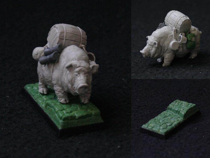 HighElfNoble´s   Halfling Warband Porky_12