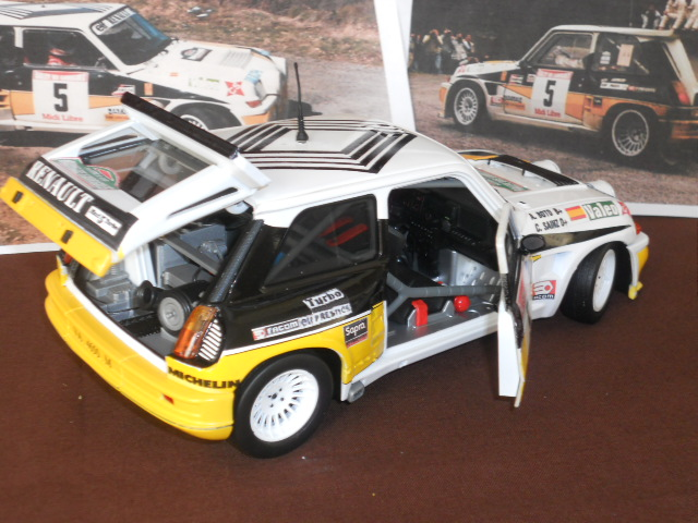 Renault 5 Maxi Turbo Rallye des Guarrigues 1986 Dscn1114