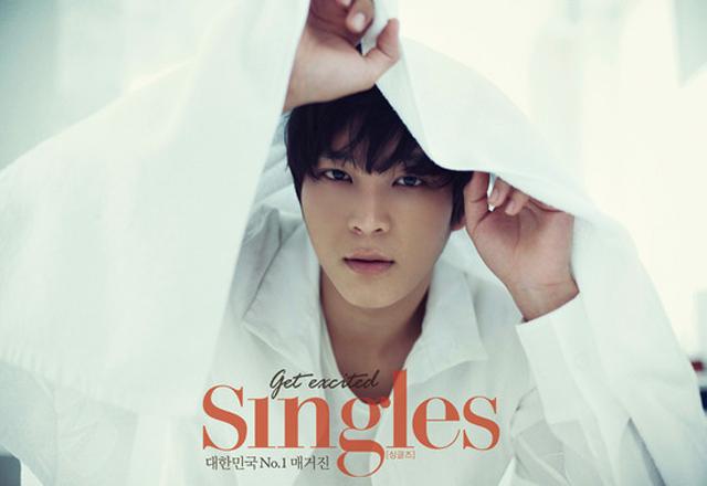 He is sexy & he know it. Ju_won10