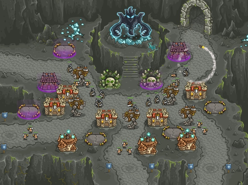 KINGDOM RUSH: FRONTIERS Screen17