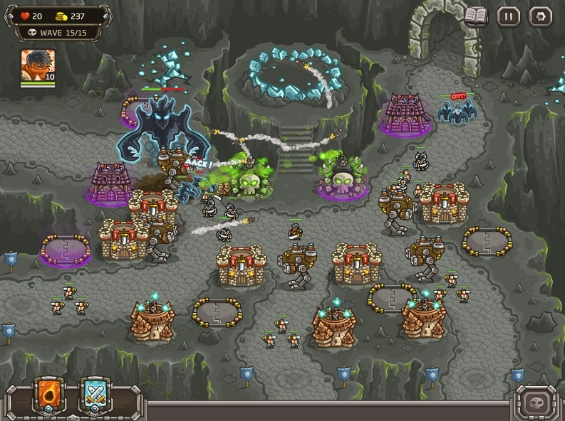 KINGDOM RUSH: FRONTIERS Screen19