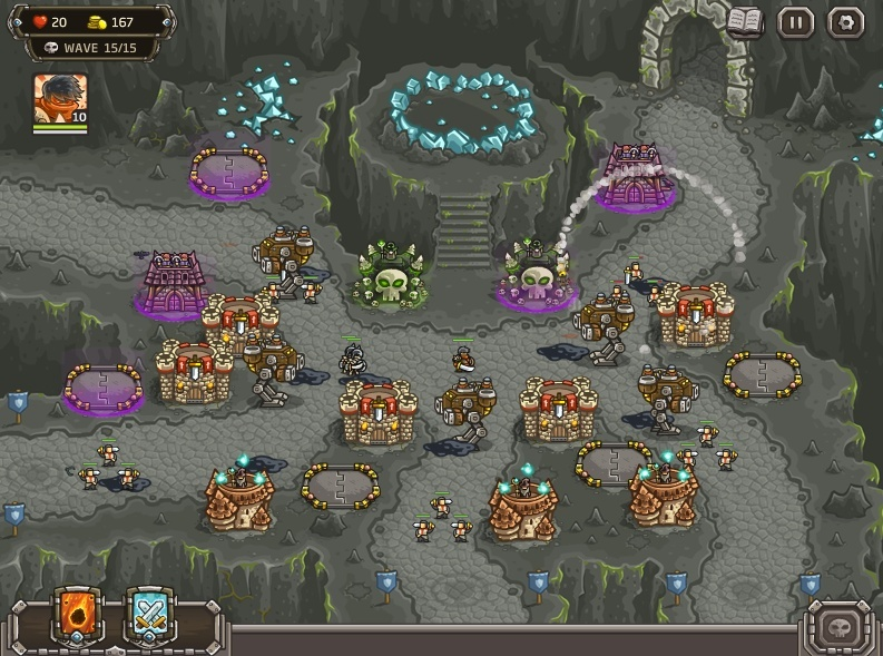 KINGDOM RUSH: FRONTIERS Screen20
