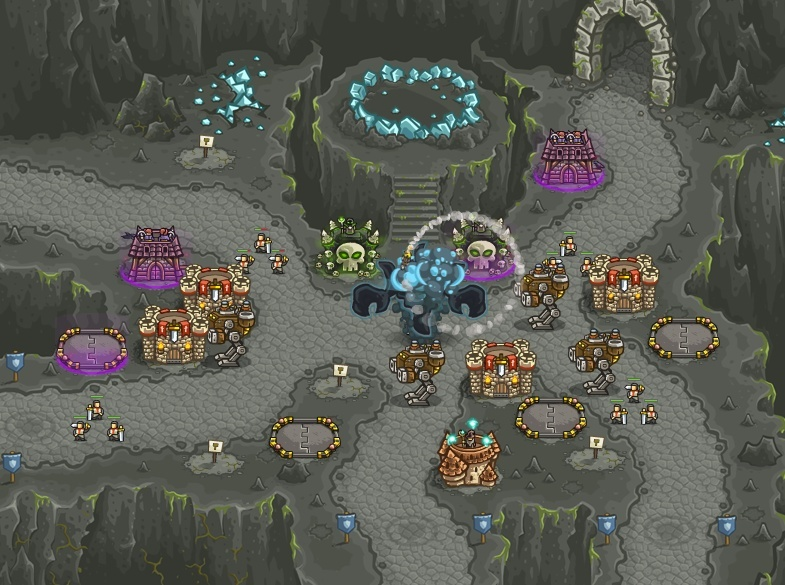 KINGDOM RUSH: FRONTIERS Screen21