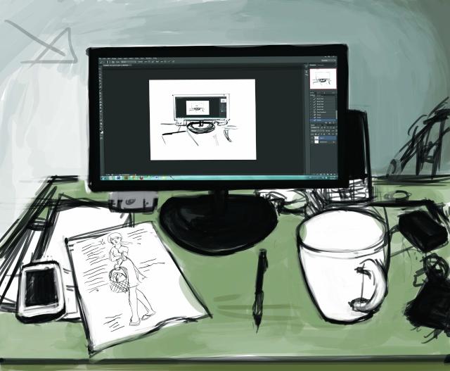 post your art! Desk_d11