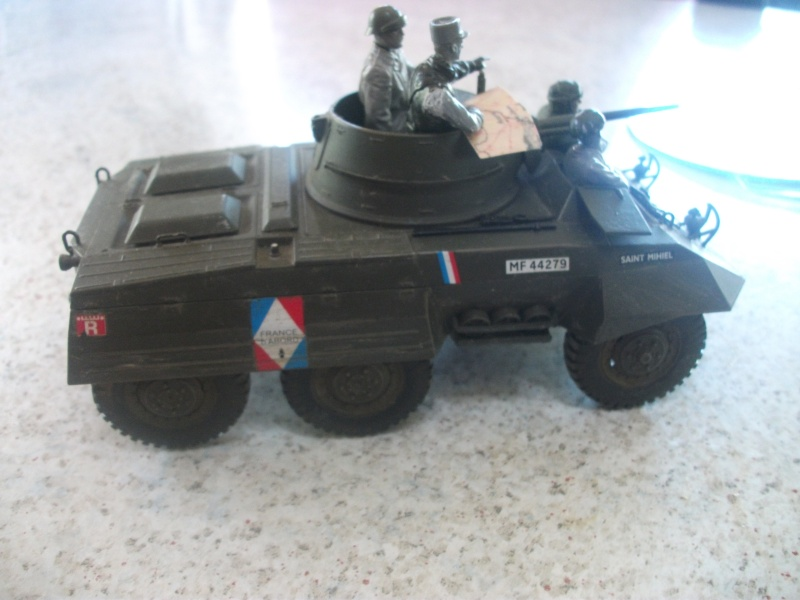 automitrailleuse M8 du REC 5eme esc 2eme  peloton Tamiya 1/35 Dscf0321