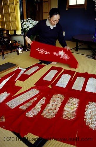 Tracking down maiko/geisha who wore your hikizuri! S2mine10