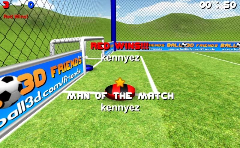 BALL3D Challenge me ! :D Kennye10