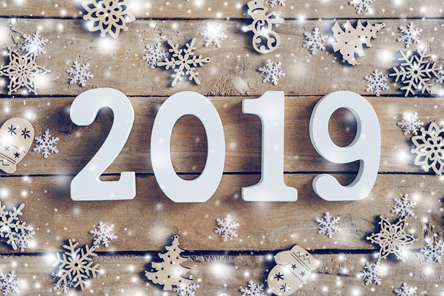 have new year 2019 Christ11