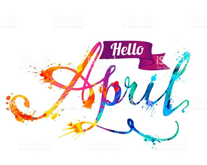 hello april Istock10