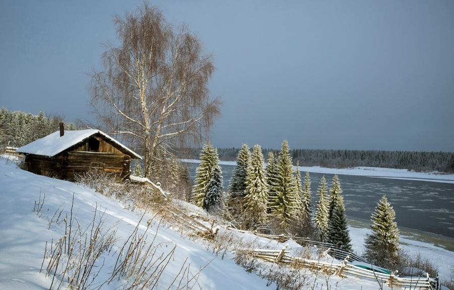 Zimski pejzaži-Winter landscapes - Page 22 Pechor10