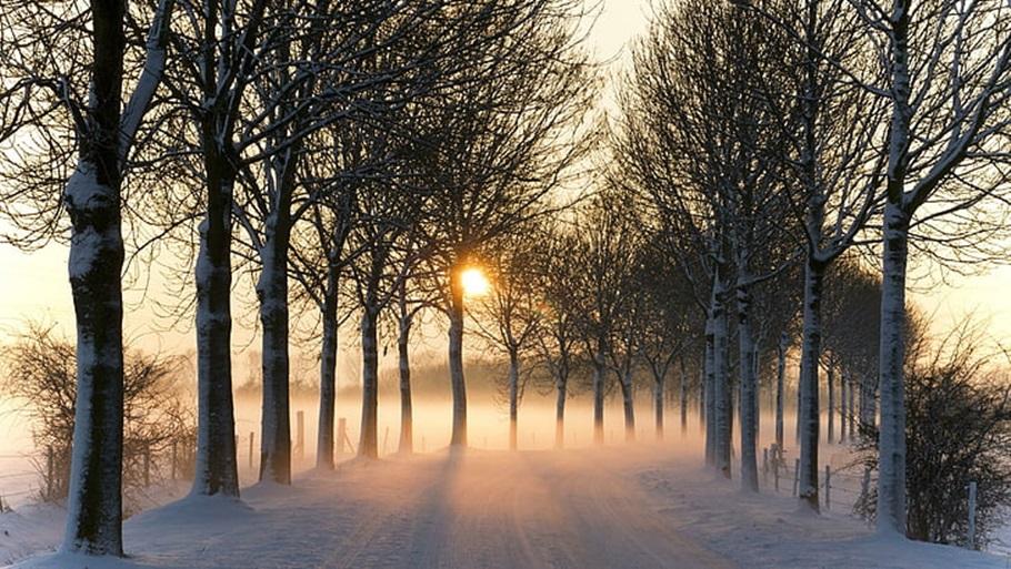 Zimski pejzaži-Winter landscapes - Page 26 Road-w10