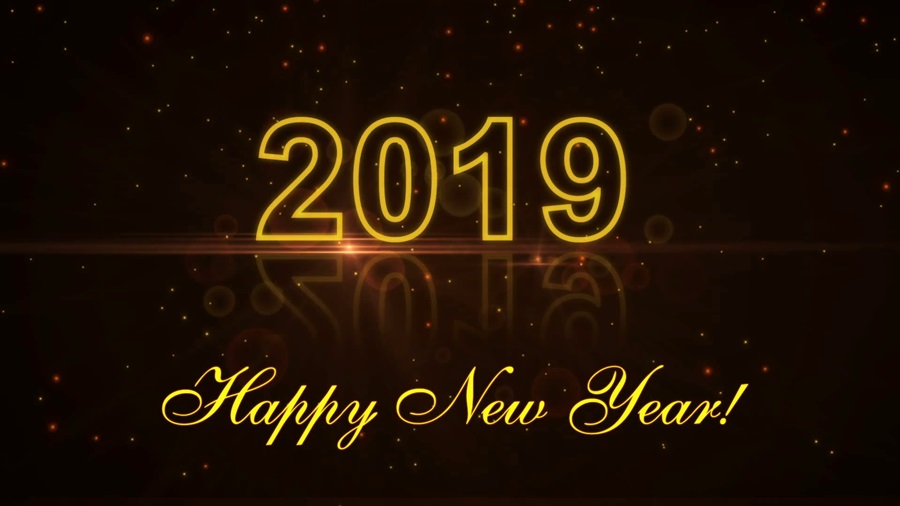 have new year 2019 Videob10