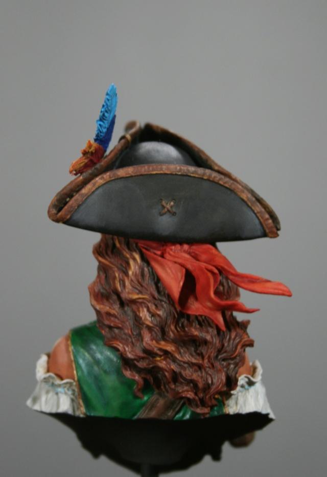 """Femme pirate de chez """"Nuts"""" 1610"""