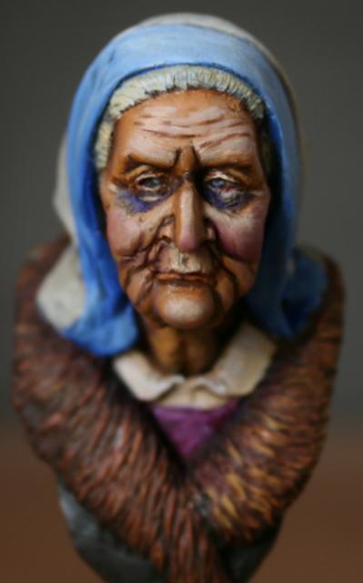Buste: une vieille femme.....version définitive! Img_6717