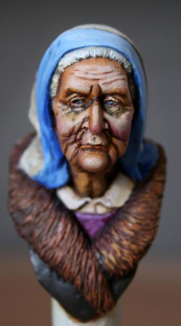 Buste: une vieille femme.....version définitive! Img_6719