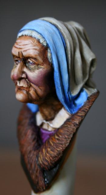 Buste: une vieille femme.....version définitive! Img_6720