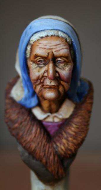 Buste: une vieille femme.....version définitive! Img_6721