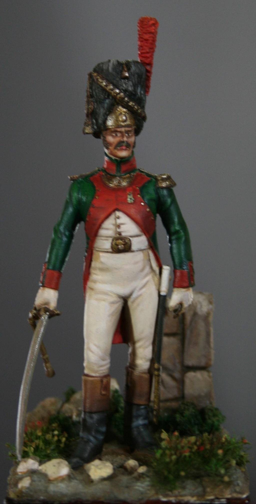 Officier du 1er régiment de la Garde de Paris Img_6834