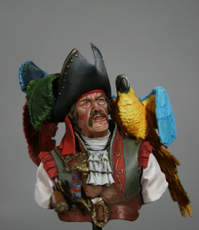 """(IVe) Vitrine de Duck: Un buste de chez Galapagos Miniatures: """"Alai....."""". - Page 4 Img_7328"""